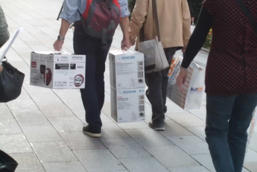 観光庁「訪日外国人消費動向調査」消費総額は9,000億円台維持するも消費単価は減少〜MINPAKU.Biz