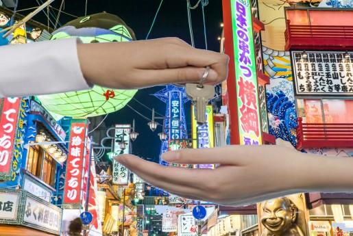 ゲストへのカギの受け渡し〜民泊(Airbnb)× 大阪空室繁盛物語