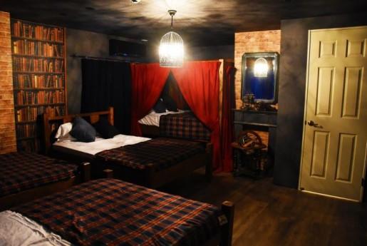 魔法学校のような民泊「EXPECTED INN」博多にオープン〜MINPAKU.Biz