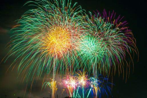 2020年 首都圏の花火大会の開催が5・6月に大幅前倒しへ 東京オリンピックの影響で~Airstair